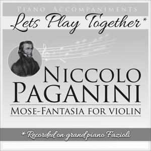 Niccolo Paganini: Mose-Fantasia