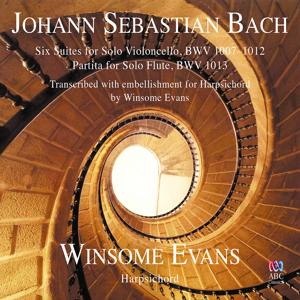 Johann Sebastian Bach: Six Suites For Solo Violoncello / Partita For Solo Flute