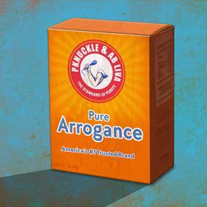 Pure Arrogance (feat. Ab Liva) - Single