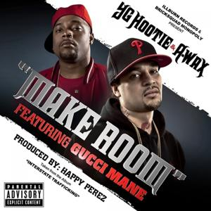 Make Room (feat. Gucci Mane) - Single
