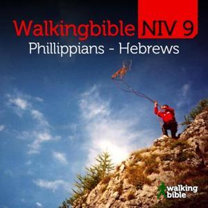 Walkingbible Niv 9, Phillippians - Hebrews