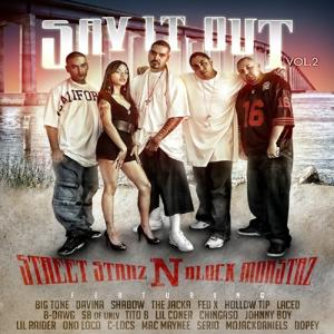 Sav It Out, Vol. 2: Street Starz N Block Monstaz