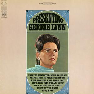 Presenting Gerrie Lynn