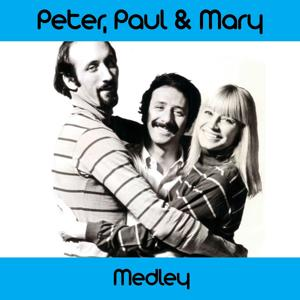 Peter, Paul & Mary Medley: Early in the Morning / 500 Miles / Sorrow / This Train / Bamboo / It's Raining / If I Had My Way / Cruel War / Lemon Tree / If I Had a Hammer / Autumn to May / Where Have All the Flowers Gone?
