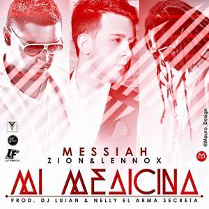 Mi Medicina (feat. Zion Y Lennox)