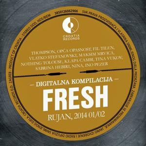 Fresh Rujan, 2014. 01/02