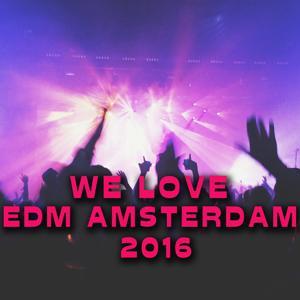 We Love EDM Amsterdam 2016