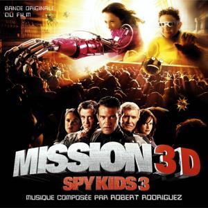 Spy Kids 3 Mission 3D