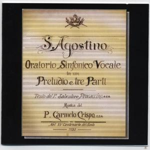Sant'Agostino, il figlio delle lacrime