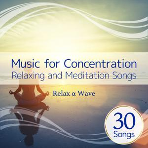 Music for Concentration - Relaxing and Meditation Songs