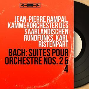 Bach: Suites pour orchestre Nos. 2 & 4