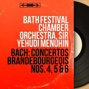 Bach: Concertos brandebourgeois Nos. 4, 5 & 6