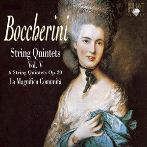 Boccherini: String Quintets, Vol. V