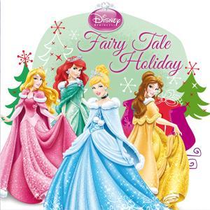 Disney Princess Fairy Tale Holiday