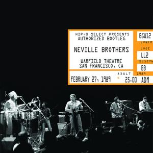 Authorized Bootleg/Warfield Theatre, San Francisco, CA, February 27, 1989