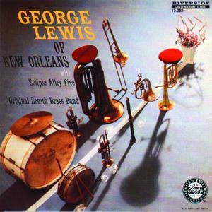 George Lewis Of New Orleans