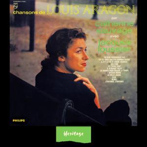 Heritage - Chansons De Louis Aragon - Philips (1961)
