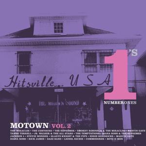 Motown #1's Vol. 2 ( International version )