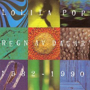 Regn av dagar 1982 - 1990