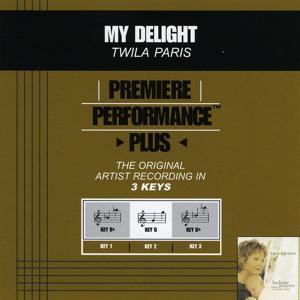 My Delight (Performance Tracks) - EP
