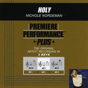 Holy (Performance Tracks) - EP