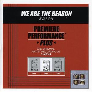 We Are the Reason (Performance Tracks) - EP