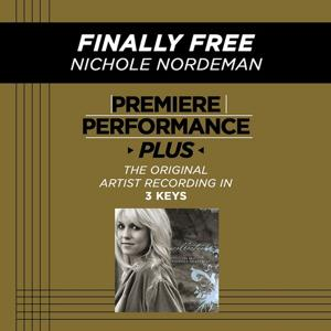 Finally Free (Performance Tracks) - EP