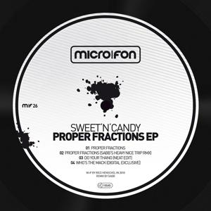 Proper Fractions EP
