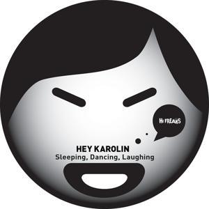 sleeping, dancing, laughing