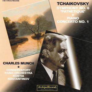 Piotr Iljic Tchaikovsky : Symphony No. 6 Pathétique, Piano Concerto No. 1