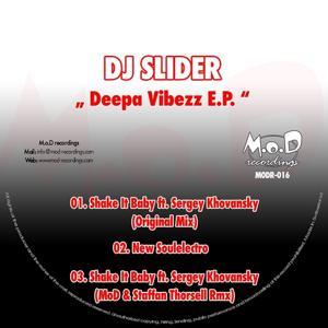 Deepa Vibezz EP