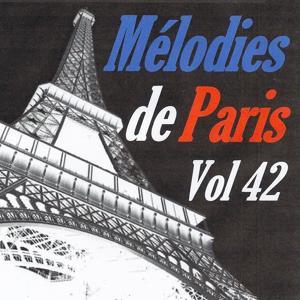 Mélodies de Paris, vol. 42