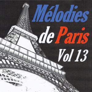 Mélodies de Paris, vol. 13