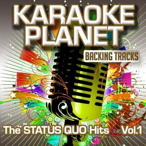 The Status Quo Hits, Vol. 1 (Karaoke Planet)