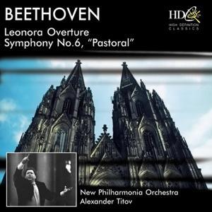 Leonora Overture; Symphony No.6, Pastoral