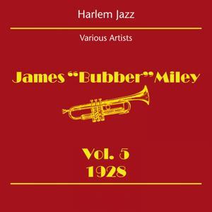 Harlem Jazz (James Bubber Miley Volume 5 1928)