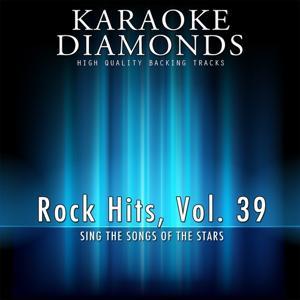 The Best for Rock Musicians, Vol. 39 (Karaoke Version)
