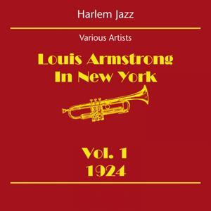 Harlem Jazz (Louis Armstrong In New York Volume 1 1924)