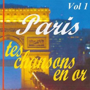 Paris tes chansons en or volume 1