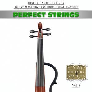 Perfect Strings, Vol. 8 (Edouard Lalo)