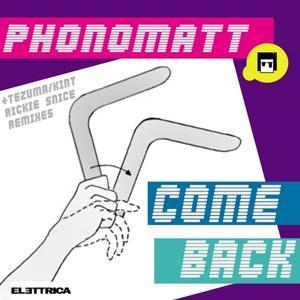 Come Back - EP
